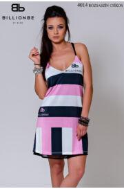 Női ruha 4014 rózsaszín