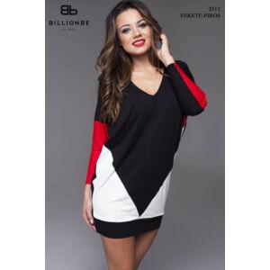 ruha 2515 fekete-piros